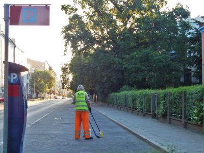 Obsługa infrastruktury miejskiej