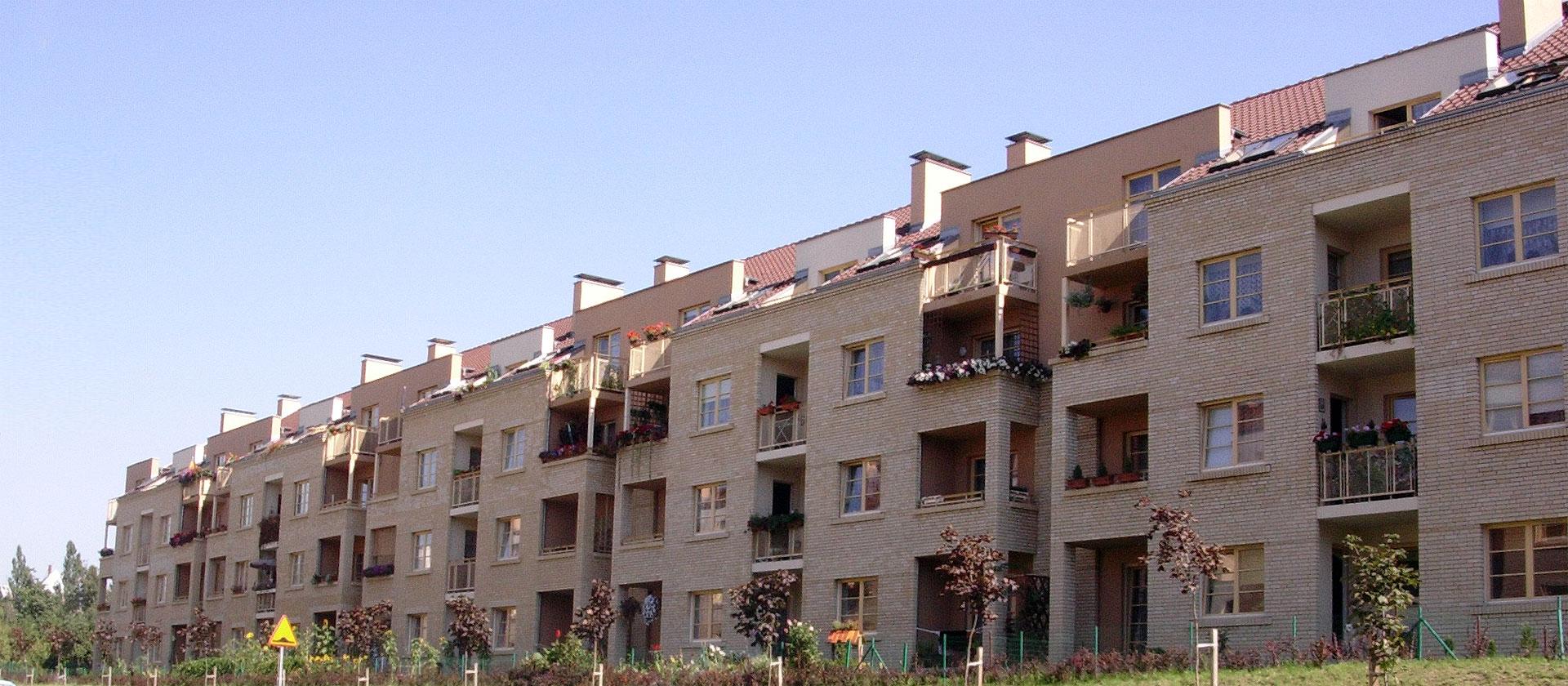 Obsługa zasobów mieszkaniowych <br>i terenów przyległych